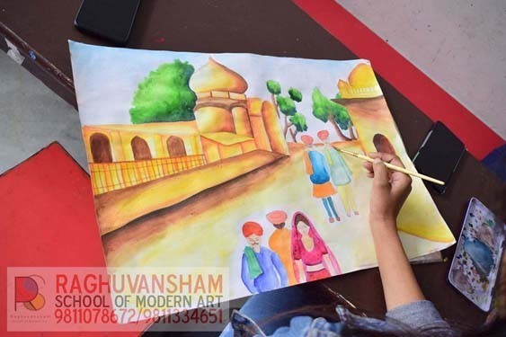 fine art certificate and diploma courses in delhi