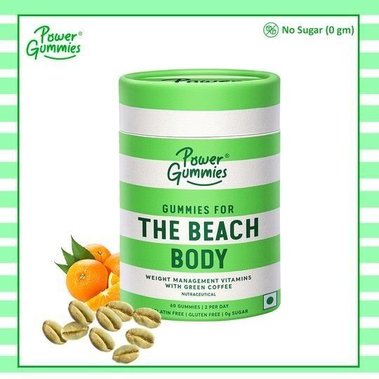 Power Gummies – The Beach Body Gummies  1 Month Pack